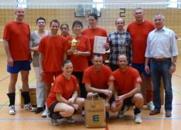 Volleyball Mixed-Team